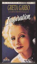 Inspiration (VHS, 1991) Greta Garbo, Robert Montgomery Brand-new factory-sealed