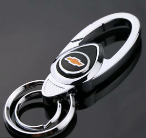 Creative Car Styling Keyring Key Decoration for Chevrolet Keychain Key Holder