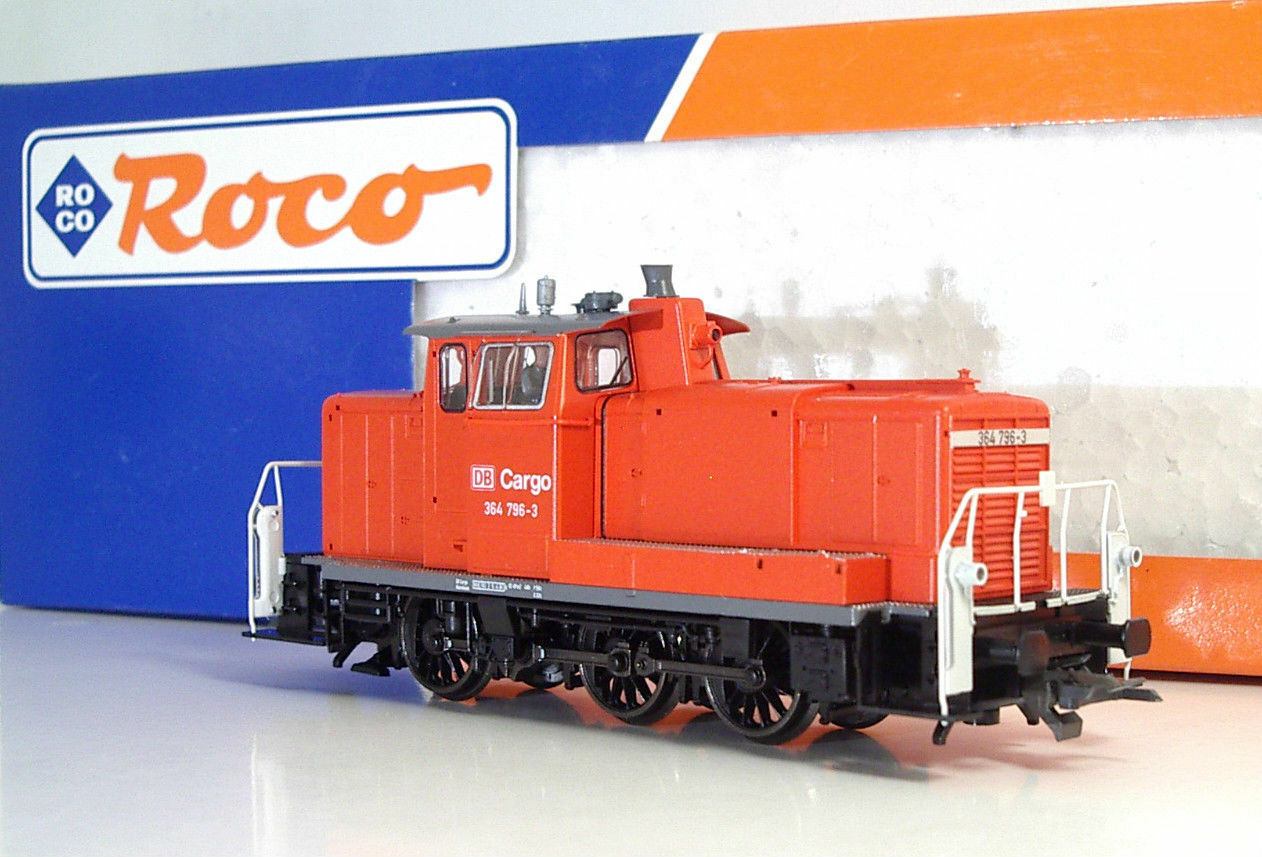 ROCO 63421 DB 364 796 -3 DB bilgo Ep VI