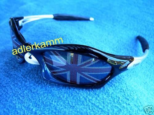 Fan Brille Luxus Sonnenbrille Großbritannien