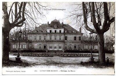 (s-101873) France - 46 - Labastide Murat Cpa Zorgvuldige Verfprocessen