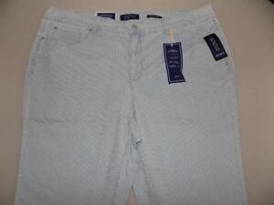 WP9253-Charter-Club-Women-039-s-Plus-Bristol-Capri-Pants-NWT-Size-20W-X-22-MSRP-64