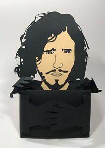 Christmas-Handmade-Gift-Card-Holders-Game-of-Thrones-Jon-Snow