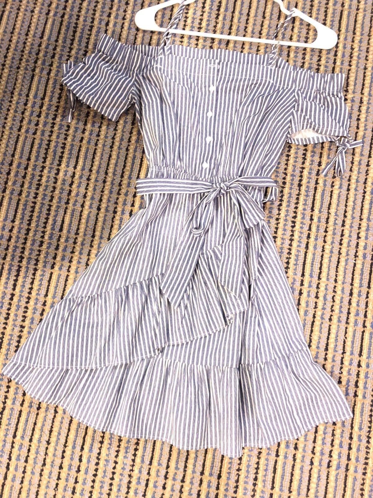 Brand new ASOS off the shoulder dress US 2
