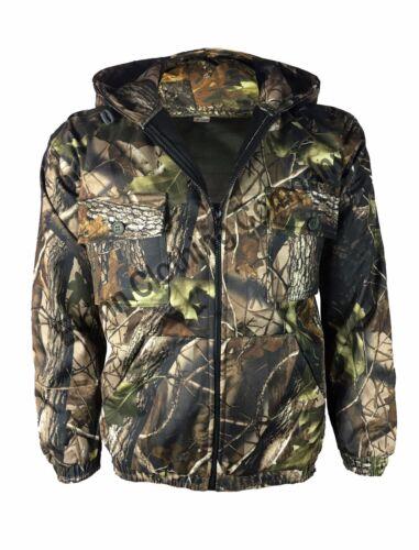 Nouvelle chemise realtree camouflage imperméable chasse veste aviateur shooting coat