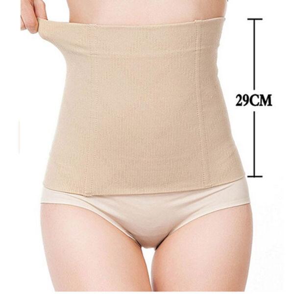 Postpartale Erholung Slim Control Gürtel Body Shaper Taille Cincher Shapewear DE
