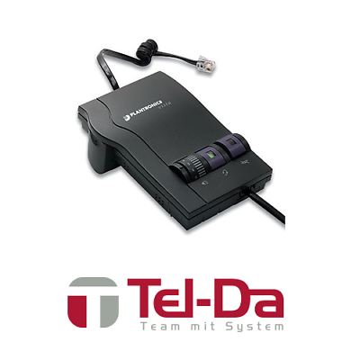 Plantronics Adapter Vista M12e Verstärker Diversifizierte Neueste Designs Headsets & Zubehör