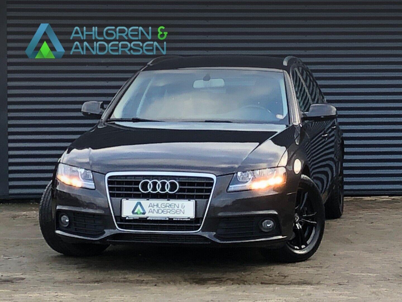 Audi A4 2,0 TDi 120 Avant 5d