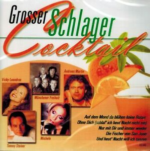 CD NEU/OVP - Grosser Schlager Cocktail - Vicky Leandros, Paola u.a.