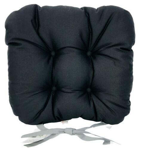 Almohadilla de asiento silla de Cocina Comedor Jardín Almohadillas Cojines Corbata Lisa O Guinga