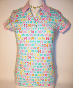 Oilily-Poloshirt-Gr-M-NEU-Damen-Polohemd-T-Shirt-Shirt-NEUWARE