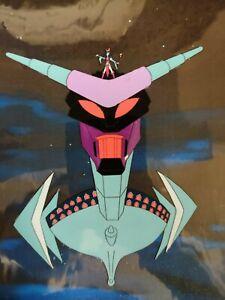 SAILOR-MOON-QUEEN-BERYL-SHIP-Animation-cel-Original-Production-Art-TOON-MAKERS