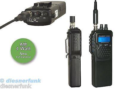 ALBRECHT AE 2990 AFS AM FM SSB Handfunkgerät CB Funk & Amateurfunk 10-12m B-Ware