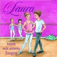 LAURA TANZT MIT EINEM JUNGEN (FOLGE 4) CD HÖRBUCH NEU