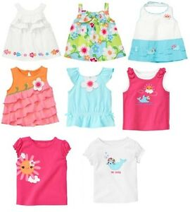 e947ccb99 Gymboree Rainbow Cabana Top 12-18-24 2T 3T 4T 5T New Toddler Girl ...