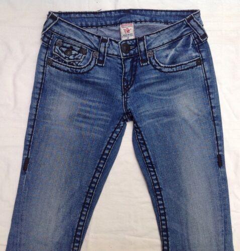Noir 26 T Drifter Femmes Taille Joey Medium True Religion Point Super Jeans Pour Dans CRBqUwP
