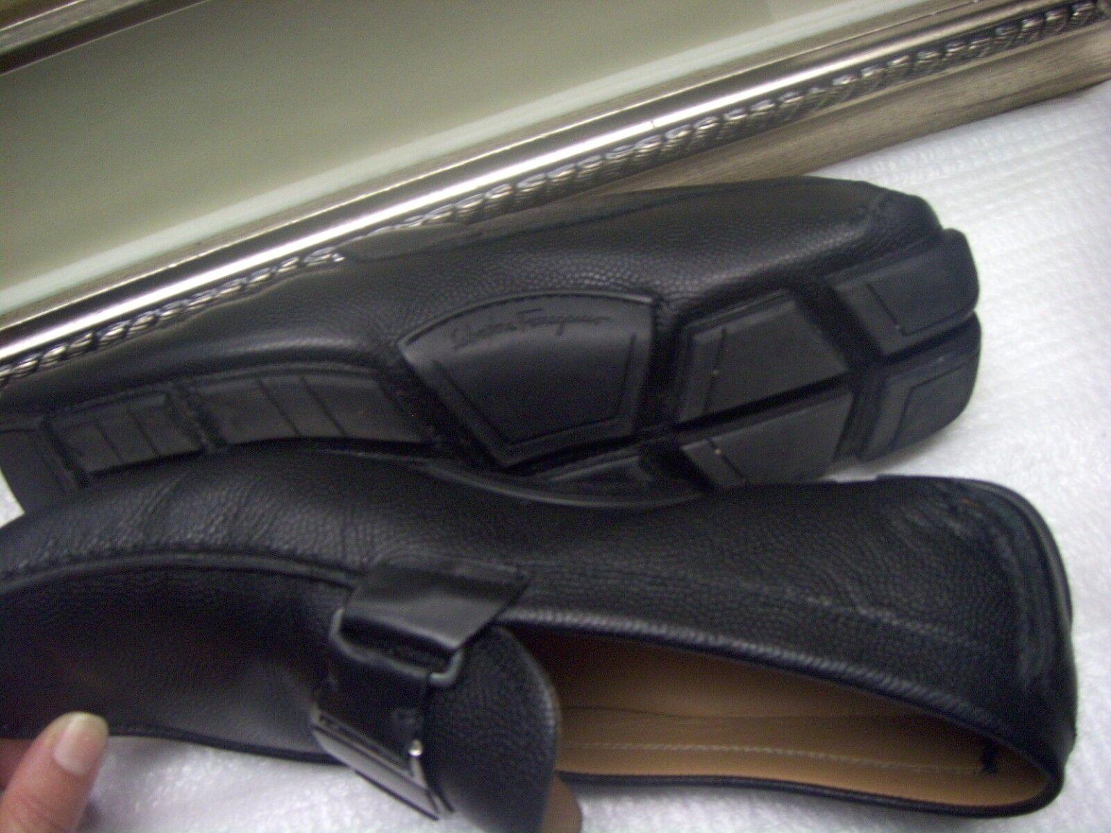 Authentic Salvatore Ferragamo Sardegna Driving schuhe Größe  8 EE  Größe 620.00 3050c9
