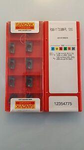 10x Sandvik Wendeplatten R390-11T312E-PM 1010 inkl.19% MwSt. - Deutschland - Rücknahmen akzeptiert - Deutschland