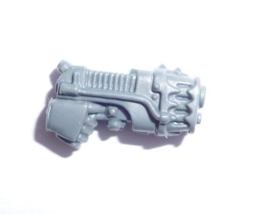 G1254 Chaos Space Marine Raptors//Warp Talons Plasma Pistol C