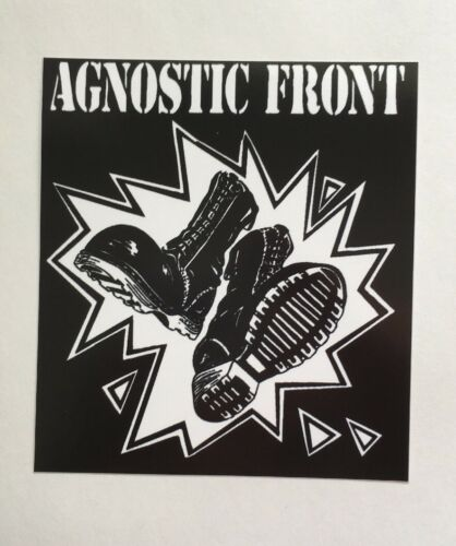 Agnostic Front Sticker