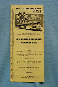 Pacific-Electric-Pocket-Time-Table-2-Glendale-Burbank-1-7-50