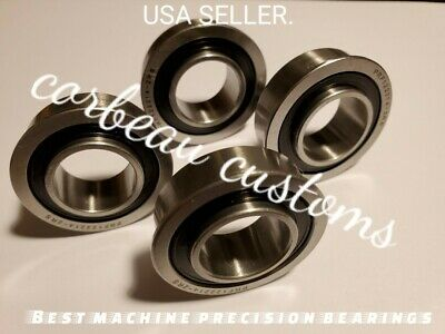 """4 pack Craftsman Riding Lawnmower front wheel bearings 3//4/"""" x 1 3//8/"""" UPGRADE!"""