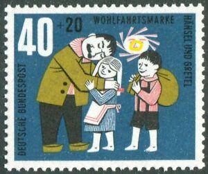 Bund-372-II-sauber-postfrisch-Plattenfehler-PF-Fleck-auf-Nase-Michel-MNH