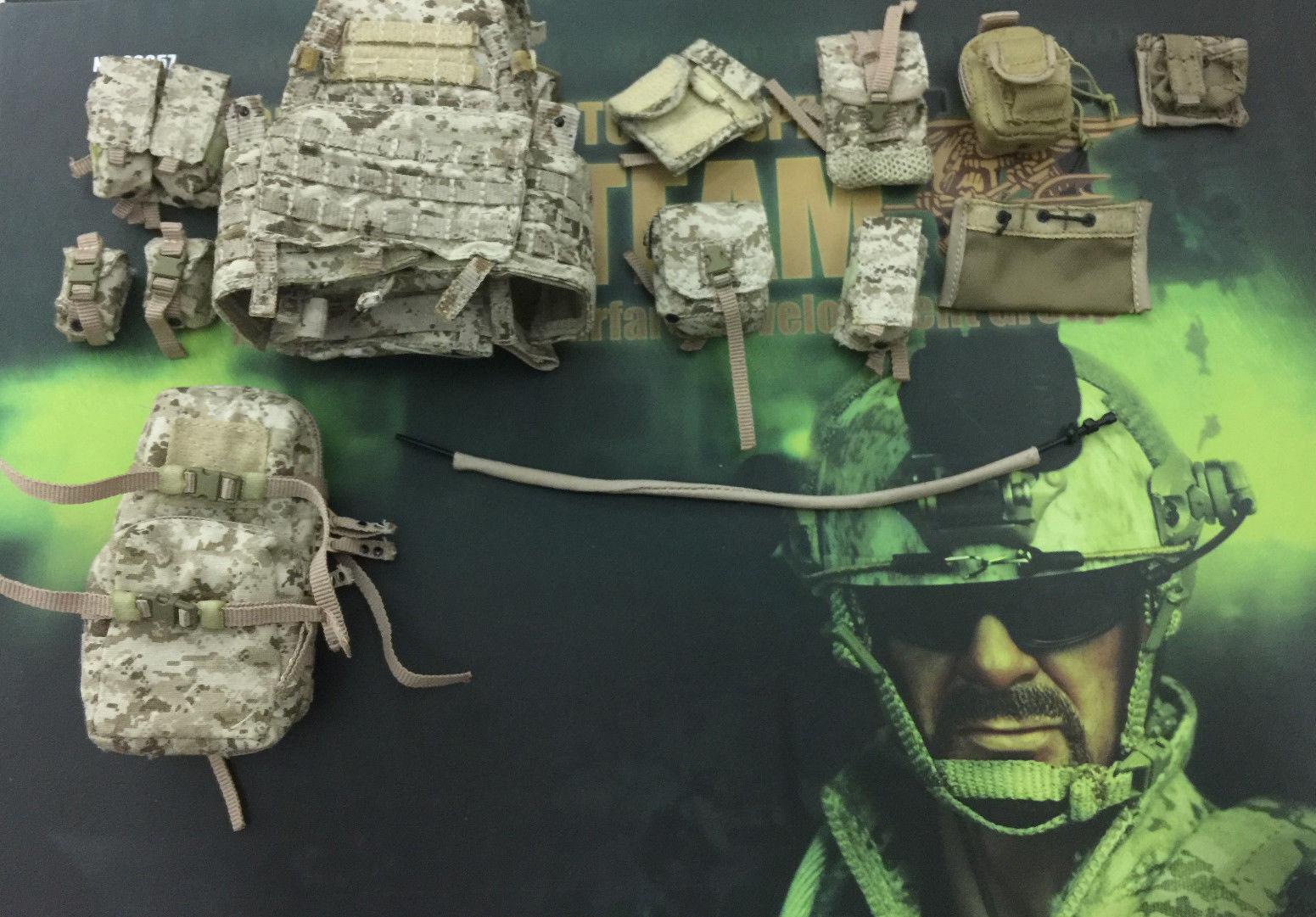 Soldier  Story SS057 DEVGRU (Opération Neptune Spear) - 1 6th échelle Vest Set  remise élevée