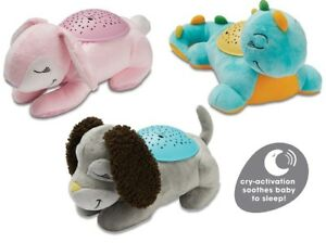Slumber-Buddy-Deluxe-Baby-Cot-Mobile-Starlight-Projector-Lullaby-Play-Comforter