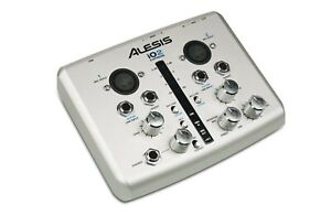 Alesis-iO2-EXPRESS-24-BIT-Digital-Recording-Interface-NEW-IN-PACKAGE