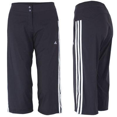 3 Core Streifen 34 Woven Adidas Damen Freizeithose Sporthose Hose trdshQ