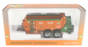 ROS 60204 1 32 SCALE DANGREVILLE ETB15000 REAR DISCHARGE SPREADER