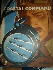 Coastal Command In The Battle of The Sea 1939-1942+Illustrated With Photos 1943