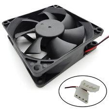 80X80X25MM 12V 4Pin Brushless PC Computer Case Cooling Fan 1800PRM Gehäuselüfter