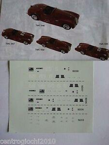 DECALS-KIT-1-43-FERRARI-AUTO-AVIO-815-1940-MILLE-MIGLIA-CODA-CORTA-LUNGA