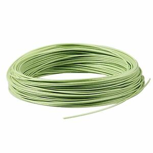 Fly-Line-WF2-3-4-5-6-7-8-9F-Floating-Moss-Green-Fly-Fishing-Line-with-2-Loops