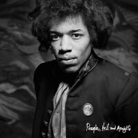 Jimi Hendrix - People, Hell And Angels [new Cd] on Sale