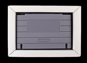Super-Nintendo-SNES-Replacement-Game-Tray-Insert-Center-Middle-Variant