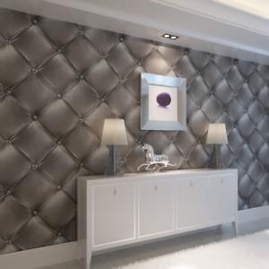 Dettagli su Carta da parati Moderna 3d motivo di pelle Relief 3d per camera  da letto, soggio