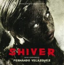 ORIGINAL SOUNDTRACK - SHIVER [ORIGINAL SOUNDTRACK] NEW CD
