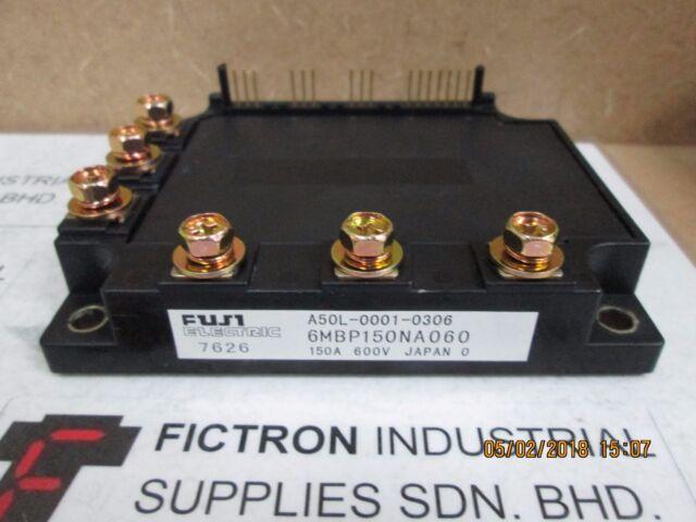 NEW 1PCS 6MBP150NA060 FUJI IPM MODULE 6MBP150NA-060 A50L-0001-0306#M