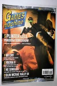 RIVISTA-THE-GAMES-MACHINE-TMG-NUMERO-181-APRILE-2004-ACCETTABILE-LV2-61241