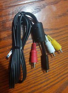 Genuine-Original-NIKON-EG-CP16-AV-USB-to-RCA-cable-VDA00601
