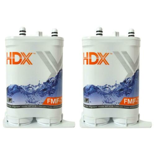 2 HDX REFRIGERATOR REPLACEMENT FILTER FMF-7 FITS FRIGIDAIRE WF2CB SEARS KENMORE