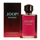 Joop Homme Eau De Toilette for Men Vaporisateur 75ml