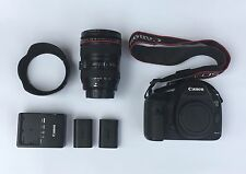 Canon EOS 5D Mark III 22.3MP Digital SLR Camera (Kit w/ EF L IS USM 24-105 f4)
