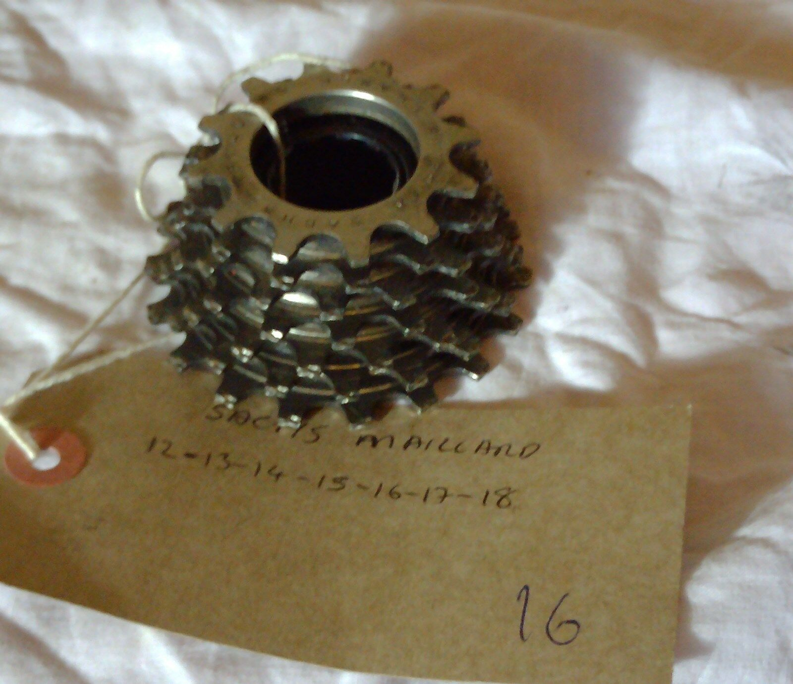 SACHS MAILLARD 7 SPEED FREEWHEEL, 12-18,  ISO  THREADS  supply quality product