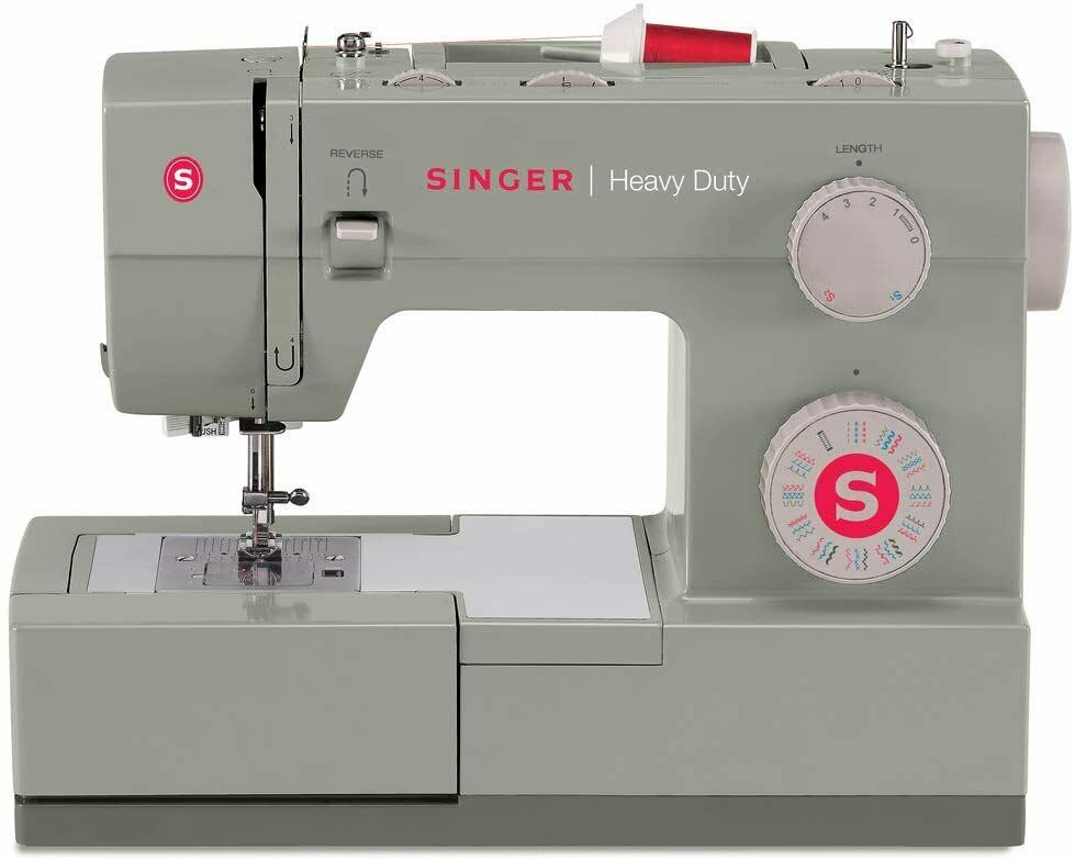s l1600 - BRAND NEW SINGER Heavy Duty 4452 Sewing Machine *Free Shipping*