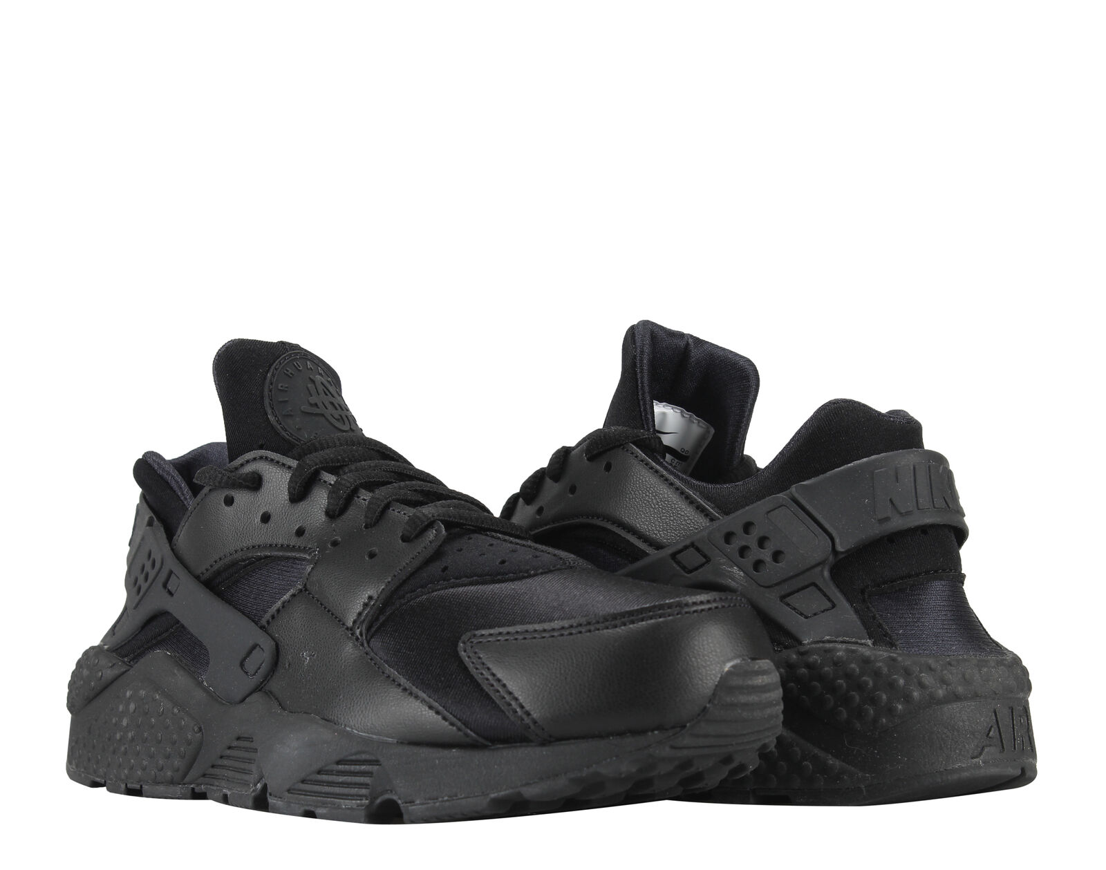 Nike Air Huarache Run Black/Black Women's Running Shoes 634835-012