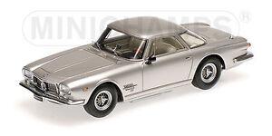 MINICHAMPS-437123324-MASERATI-5000-GT-ALLEMANO-1959-1964-SILVER-1-43